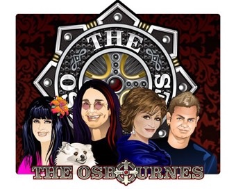 Играть The Osbournes