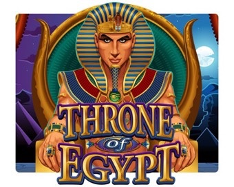 Jugar Throne of Egypt