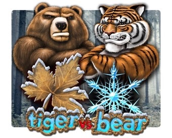 Играть Tiger vs Bear