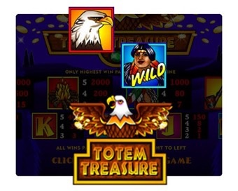 Play Totem Treasure