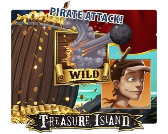 Oyun Treasure Island