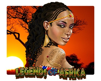 Играть Legends Of Africa