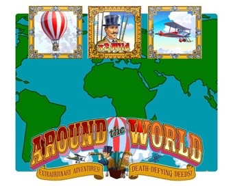 Играть Around the World