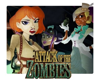 Играть Attack Of The Zombies
