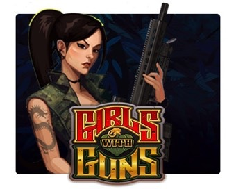 Spill Girls with Guns - Jungle Heat