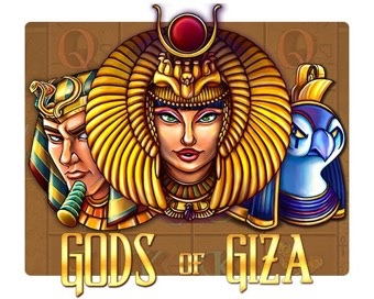Играть Gods of Giza