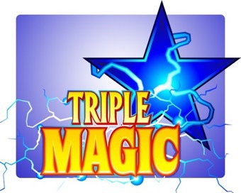 Spielen Triple Magic