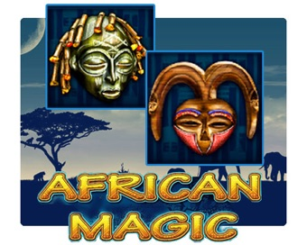 Spielen African Magic