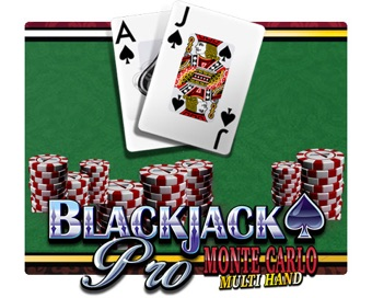 Play BlackjackPro MonteCarlo Multihand