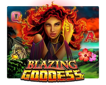 Play Blazing Goddess