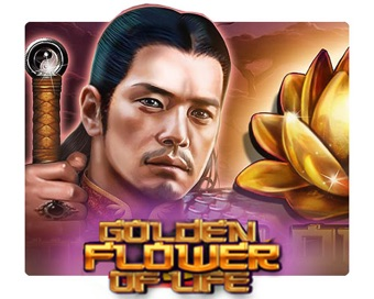 Играть Golden Flower Of Life