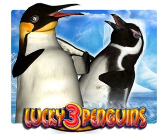 Играть Lucky 3 Penguins