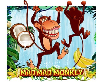 Spielen Mad Mad Monkey