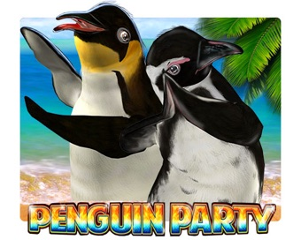 Spill Penguin Party