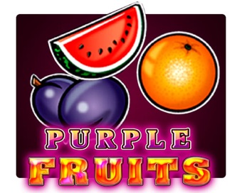 Spill Purple Fruits