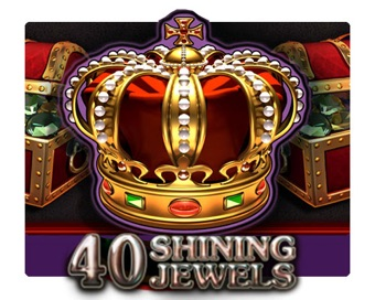 Играть 40 Shining jewels