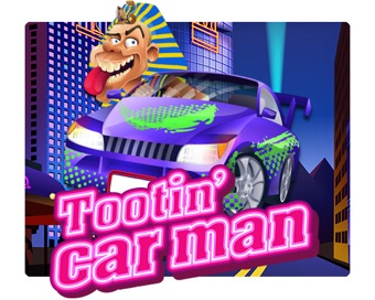 Играть Tootin Car Man
