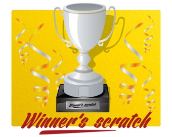 Oyun Winner's Scratch