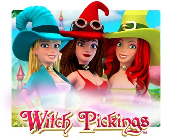 Играть Witch Pickings