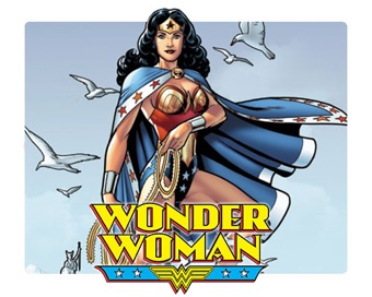 Spielen Wonder Woman