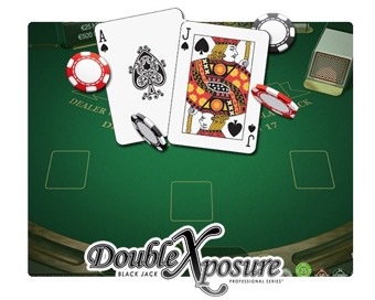 Play Double Exposure Blackjack Pro