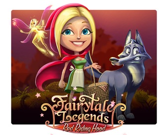 Spill Fairytale Legends: Red Riding Hood