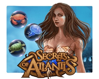 Spielen Secrets of Atlantis