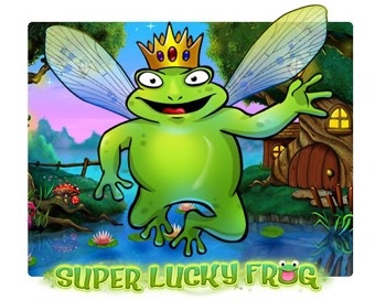 Play Super Lucky Frog