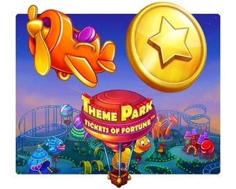 Играть Theme Park: Tickets Of Fortune