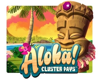 Play Aloha! Cluster Pays