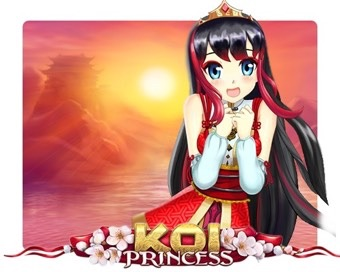 Играть Koi Princess
