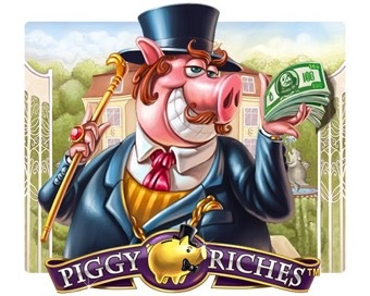 Играть Piggy Riches