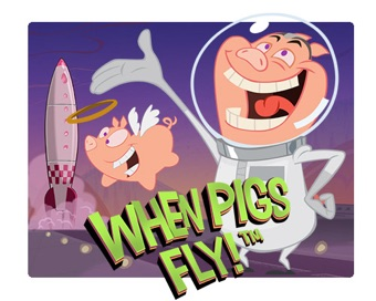 Играть When Pigs Fly!