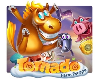 Spielen Tornado: Farm Escape
