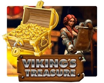 Spill Vikings Treasure