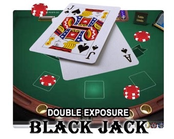 Play Black Jack Double Exposure