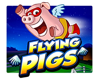 Spielen Flying Pigs