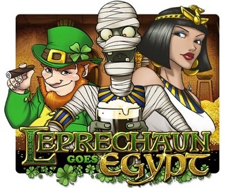 Spill Leprechaun goes Egypt