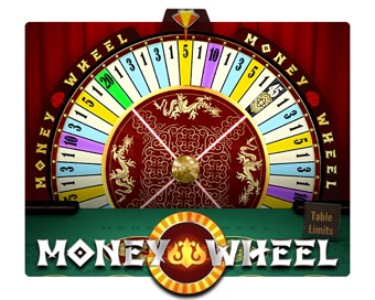 Spill Money Wheel