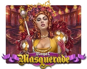 Играть Royal Masquerade