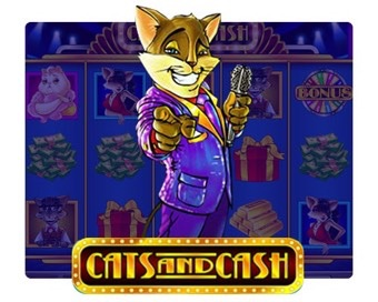 Играть Cats and Cash