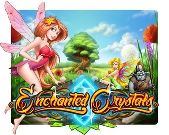 Играть Enchanted Crystals