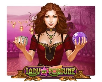 Играть Lady of Fortune