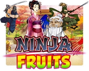 Spill Ninja Fruits