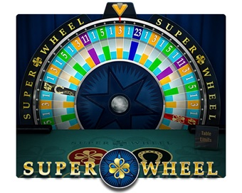 Spielen Super Wheel